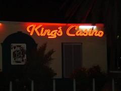 Antigua | Kings Casino in der Hauptstadt St.John's, nahe des Anlegeplatzes der Kreuzfahrschiffe