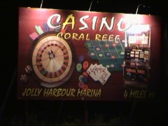 Antigua | Casino Coral Reef in Jolly Harbour