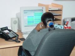 telefonischer Support fast rund um die Uhr