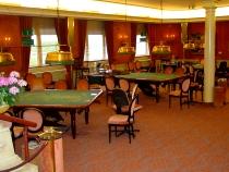 Roulette-Spielsaal im Casino