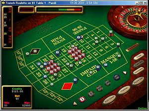Global Player Casino Screenshot