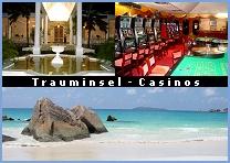 Exoten-Casinos in Afrika und in der Karibik