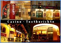 Casinos getestet, Roulette Praxis